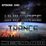 The Universe of Trance 040