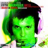 Worda - Bday & Xmas 2012 (Worda Sessions_005) Exclusive Podcast