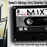 Emmet Baldwin's Mixtape radio show #1 on CharityRadio.ie