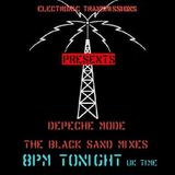 Electronic Transmissions Presents Depeche Mode: The Black Sand Mixes