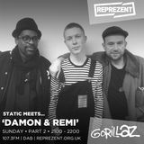 Gorillaz: Damon and Remi meet 5TATIC (Part II)
