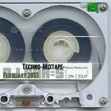 DJ Chr=S - Techno-Mixtape February 2013