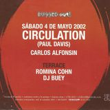 Circulation live @ Bugged Out ! Clubland Pacha (Buenos Aires) 2002