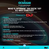 Groove Cruise Miami 2019 DJ Contest Mix: Kumar Tronic - House & Tech-House