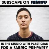 Subscape (Dub Police) @ Plastician Show, Rinse.fm 106.8 FM - London (15.06.2013)