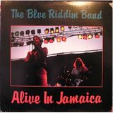 The Blue Riddim Band - Alive In Jamaica Out Of Print LP Rip
