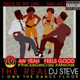 Back In The Day Mix #01: Aw Yeah   Feels Good