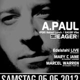 A.Paul - Live Set - Raumstation, St. Gallen, CH - 05.05.2012