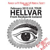 Anarchy on NURadio 23 Feb 2015 with special, and amazing guests - HELLVAR from Reykjavik!