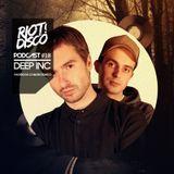 Riot Disco Podcast #18: DEEP INC