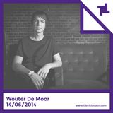 Wouter De Moor - fabric Promo Mix