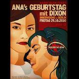 Ana & Dixon - Ana's Geburtstag, Harry Klein (2010-10-29)