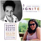 Ignite with Anne Hughes 15/07/2019
