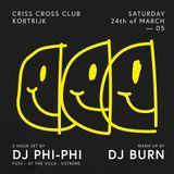 Phi-Phi at Criss Cross Club (Kortrijk - Belgium) - 24 March 2018