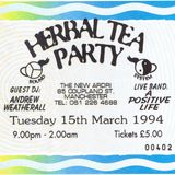 Andrew Weatherall at Herbal Tea Party Manchester 15th March 1994 PART 2