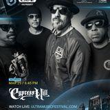 Cypress Hill – Live @ Ultra Music Festival Miami 2017