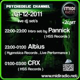 Pannick - Helicon Sessions Vol3