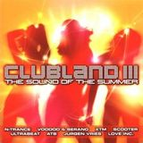 CLUBLAND III - THE SOUND OF SUMMER (CD1)