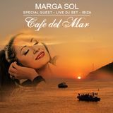 "Cafe del Mar, Ibiza - Marga Sol Live Sunset Dj Set ""Sunset Over IBIZA"""