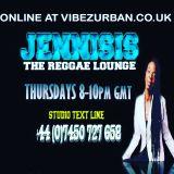 Jennisis - The Reggae Lounge (20/07/17) on www.vibezurban.co.uk
