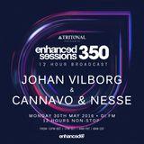 Enhanced Sessions 350.2 - Johan Vilborg & Cannavo & Nesse