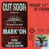 "Dave Davis & Mark'Oh at ""The Sound Of Low Spirit"" @ Cherry Moon (Lokeren-Belgium) - 14 April 1995"