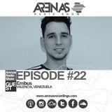 Arenas Radio Show #22 Special guest Embus