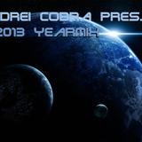 Andrei Cobra pres. Yearmix 2013 - Live mixed