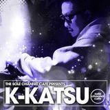 SCCKK02: The Sole Channel Cafe Guest Mix: DJ K-Katsu - April 2016