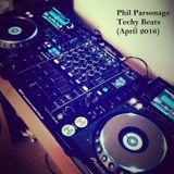 Phil Parsonage - Techy Beats (Apr16)