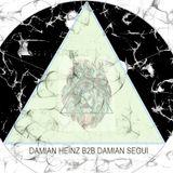 Damian Heinz b2b Damian Segui -  PODCAST 01