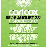 Guy J - Live at The Revolution Recruits, Space, Ibiza (28-08-2012)