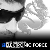 Elektronic Force Podcast 019 with Marco Bailey