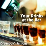 Your Drinks At The Bar