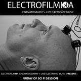 ELECTROFILMIKA THX1138, Pablo Herrera (Full Session Live) LA SALA at Cantina Royal NYC
