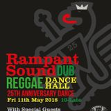 Rampant Sound @ Sunny G Radio 09/05/18