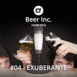 CT Beer Inc. #04 - 19/08/2016 - (Easy Taxi e 99Taxis, Uber, Cisco e Xiaomi)