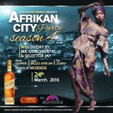 African City Party 4 Mix