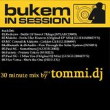 tommi.dj - 30minute x bukem in session mix 2016