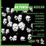 NA PONTA DA AGULHA #038 - Quintais - Iconili