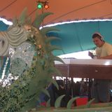 INCREDIBLE TIDE  dj set BOOM FESTIVAL 2010 ambient paradise
