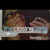 The Closing Party, 09/09/2000