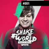 Gui Brazil | Shake The World Radio Show #001