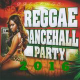 DJ HANSON KING - DANCEHALL PARTY 2016 MIX TAPE