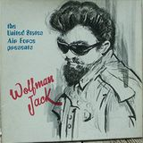 Wolfman Jack on American Airforce Radio in May 1971