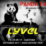 LYVEL @ Panda FM (Pandaily Sessions) - SPECIAL ELECTRO CLASSICS - 29-09-2017