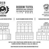 Riddim Tuffa live at DftG IV 14.02.2015 Brno