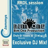 RRDL Session vol.4: Bim One Production - Dub Store Records x King Jammys Mix