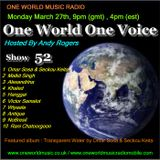 One World One Voice 52