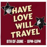 Have Love Will Travel #2 - John The Revelator & Dreis (Black Bulbs)